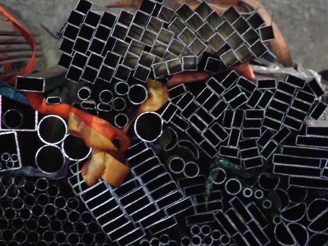 Σιδηροσωλήνες και μέταλλα